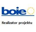Realizator projektu - BOIE